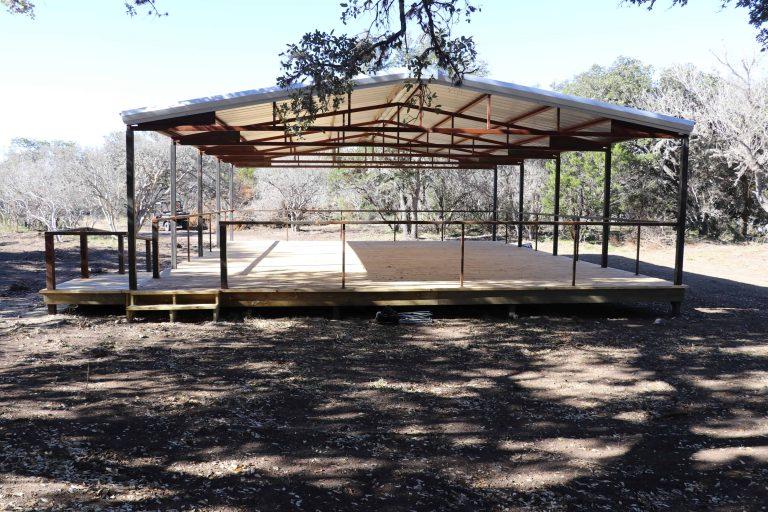 Mission Transition Veterans Riverfront Pavilion