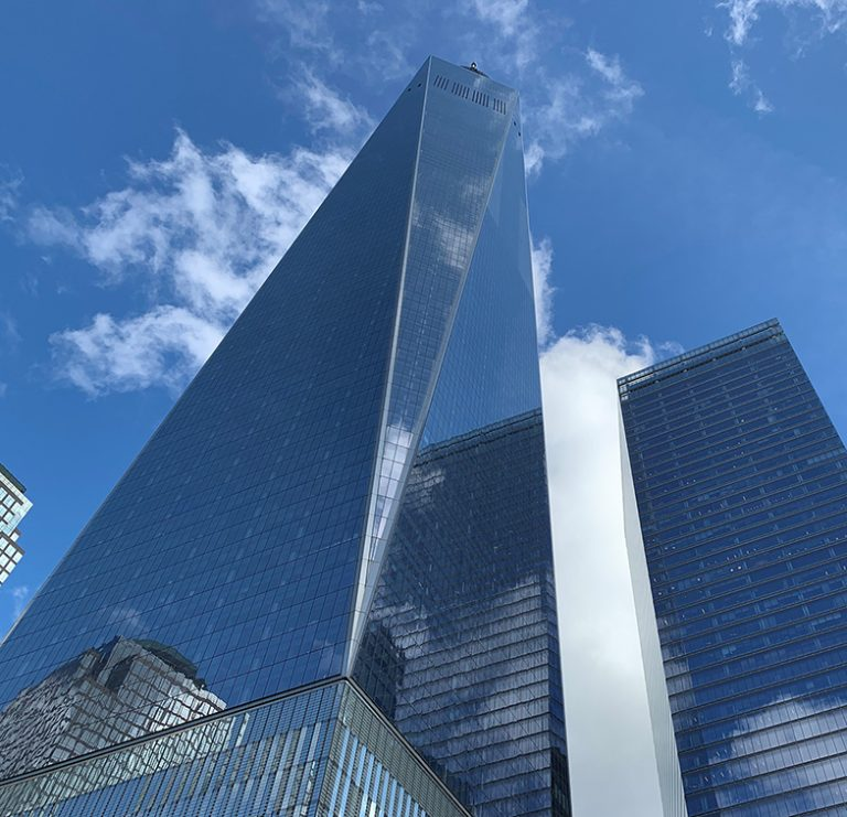 MISSION TRANSITION IN NEW YORK FOR 911 REMEMBRANCE