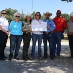 The Mission Transition Foundation Contributes to Real and Edwards Counties First-Responders