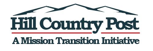Hill Country Post Logo