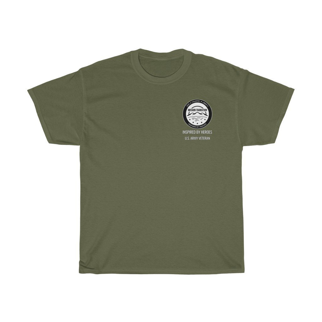 Mission Transition Veteran Shirt