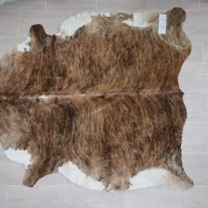 Natural Brazilian Cowhide 8'0″ x 8'1″